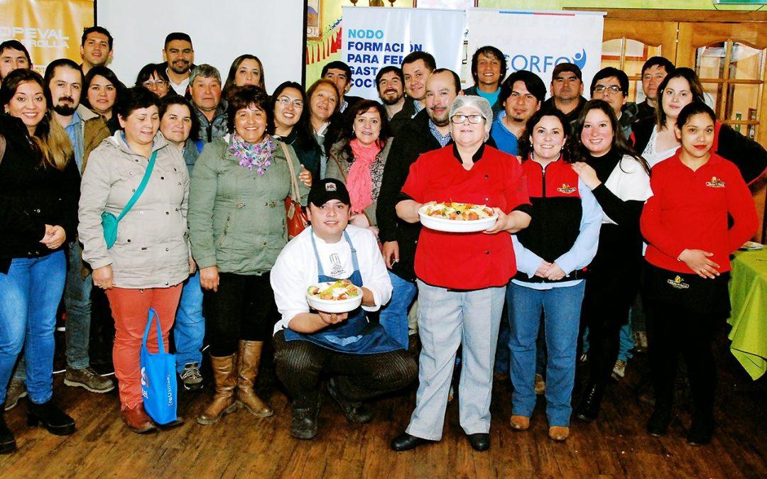 """Fundación CocinaMar Nominada a Premio """"Aporte a la Comunidad"""" Aquasur 2016"""